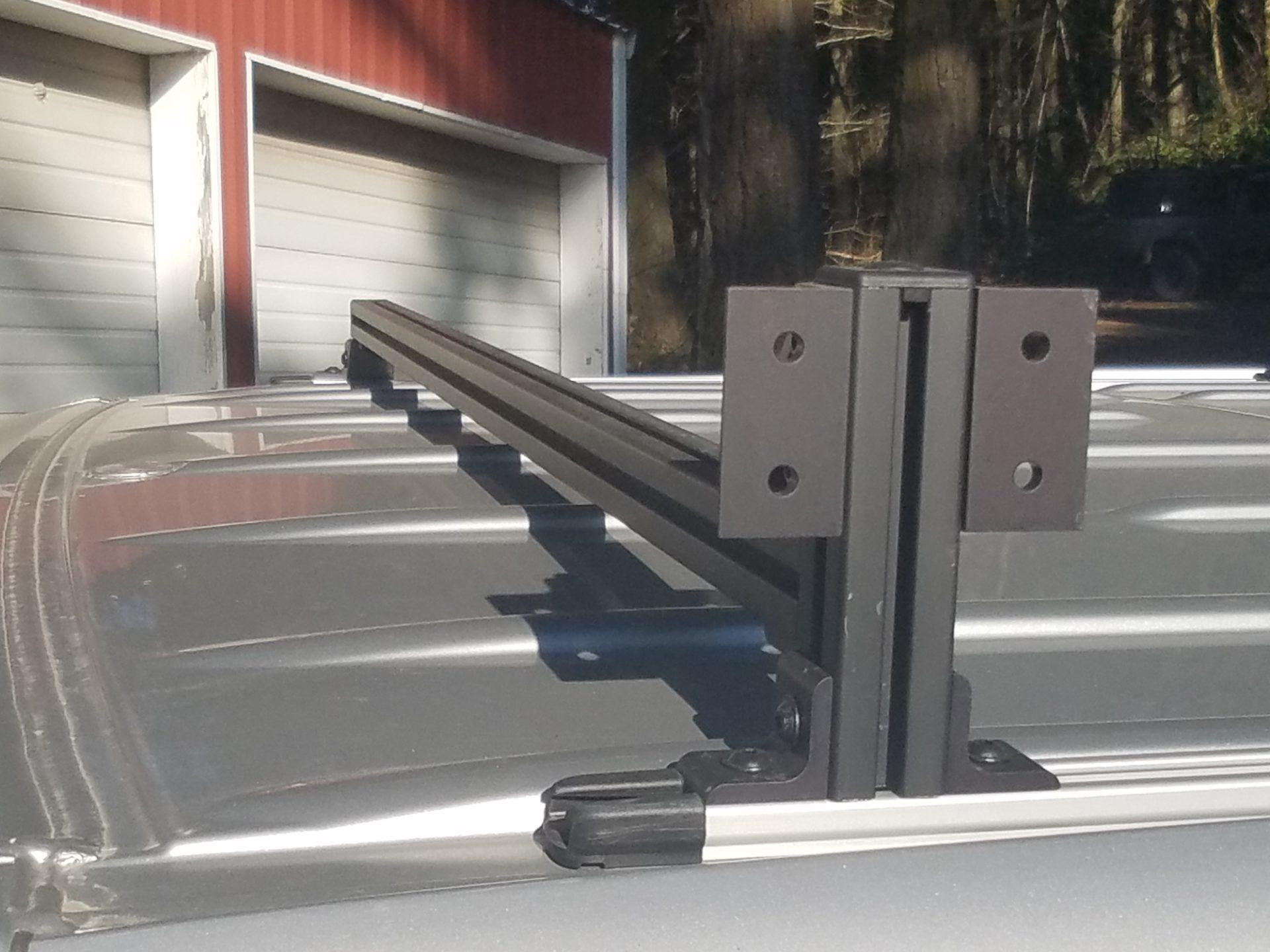 Exterior Roof Rack Roost Vans